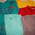 5 Womens Sweaters and Tops Size 18 - 20 Brooks, Willow Ridge, Champion, Cherokee ++