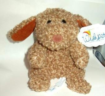 Baby Harry Wishpets Plush Dog Number 61002 Tag Attached