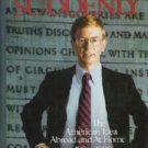 New Book: Suddenly American Idea Abroad and At Home George F Will  0029344352