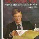 New Book: The Leveling Wind ~ George F. Will ~ 1990-1994 Politics, Culture, Other News ~ 0670860212