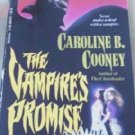 The Vampires Promise by Carolyn B. Cooney - Teen Mystery Book 0590456822