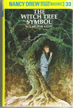 The Witch Tree Symbol by Carolyn Keene Hardcopy number 33 Nancy Drew 0448095335