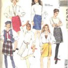 McCalls Pattern Number 6245 Ladies Size 6 Various Skirts