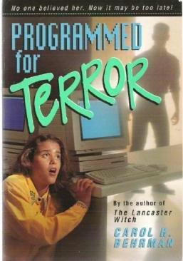 Programmed for Terror by Carol H Behrman 0874067111