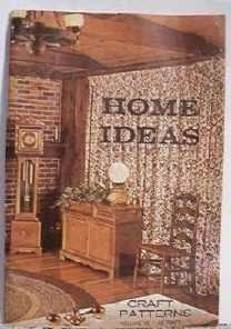 Home Ideas 1940s Crafts Patterns Magazine Book Vol 22 Exc Cond Vintage