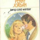 Long Cold Winter by Penny Jordan Harlequin Romance Book 0373104898