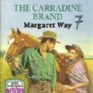 The Carradine Brand by Margaret Way Harelquin Romance 0373033311