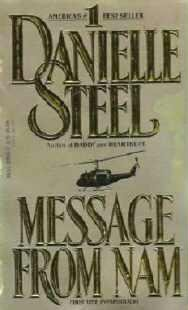 Message from Nam by Danielle Steel 0440209412