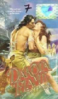 Dakota Flame By Sonya Pelton Kensington Romance Novel 0821727001