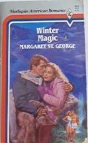 Winter Magic Margaret St. George Number 42 Harlequin American Romance 0373161425