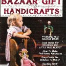 Bazaar Gift Handicrafts Magazine Angels, Little Miss Muffet, Easy Crafts, Spring 1983