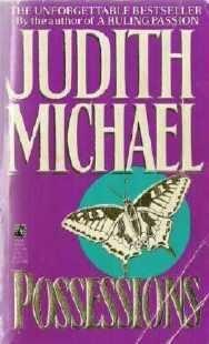 Possessions by Judith Michael Romance Novel 0671693832