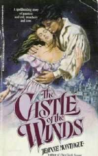 The Castle of the Winds - Jeanne Montague Critics Choice Historical Romance 1555472303