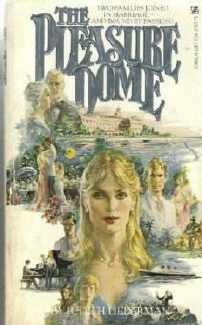 The Pleasure Dome by Judith Liederman ~ 1981 Rare Copy in Good Condition 0821711342