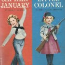 Shirley Temple Captain January / Little Colonel by Laura Richards - Hardcopy 1959