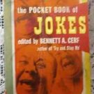 The Pocket Book of Jokes Edited by Bennett A Cerf - First Edition 1945 -Gr8 Cond - Wartime Book