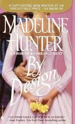 By Design by Madeline Hunter Romance Novel 0553582232