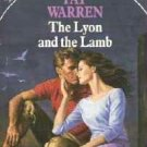 The Lyon and the Lamb by Pat Warren Silhouette number 582 Harlequin 0373095821