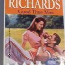 Good Time Man by Emilie Richards Harlequin Romance 0373821816