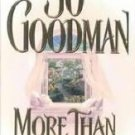 More Than You Wished by Jo Goodman Kensington Romance Book 0821767992
