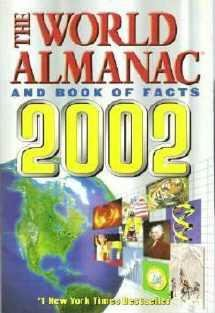 2002 The World Almanac and Book of Facts Exc Cond 0886878721