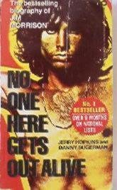 No One Here Gets Out Alive Jim Morrison Autobiography - Hopkins Sugerman 0446342688