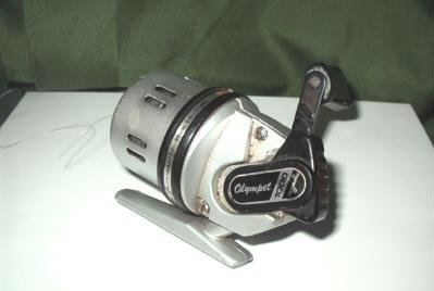 Olympic Olympet 1000 Fishing Reel - Very Good Cond - Vintage