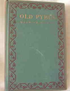 Old Pybus by Warwick Deeping ~ A A Knopf Publ. 1928 Antique Book Nice Cond