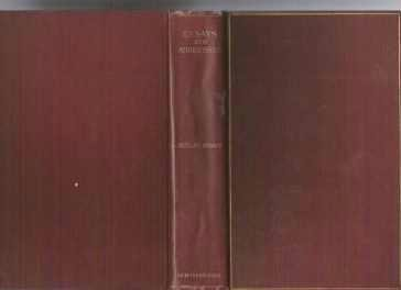 Essays and Addresses 1894 Religious Book by Bishop Brooks Antique Book