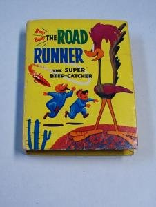 The Road Runner - The Super Beep Catcher by Carl Fallberg 1968 big little book