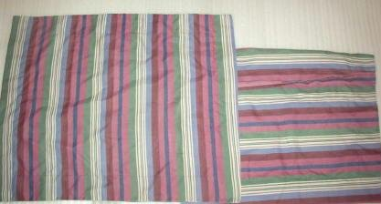 Two Dan River Pillow Shams Standard Size Unused