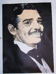Clark Gable 8 x 10 Poster Picture Ready for Framing - New