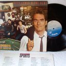 Sports lp by Huey Lewis and the News Record Album - One Owner