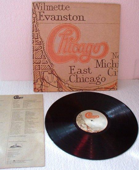 Chicago 11 XI lp Record Album 1977 One Owner jc34860