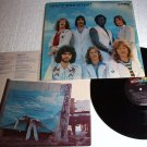 Three Dog Night Cyan lp Lyric Sleeve - DSX 50158