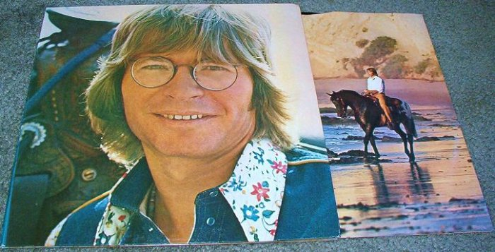 Windsong by John Denver 1975 lp Record Incl Calypso