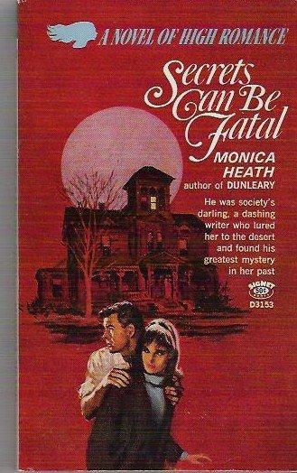 Secrets Can be Fatal by M Heath Romance Mystery Novel