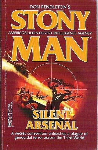 Stony Man Silent Arsenal - Don Pendleton 0373619596