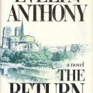 The Return - Evelyn Anthony - Hardcopy 0698109384