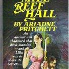 Mill Reef Hall - Ariadne Pritchett 1968 Gothic Novel Mint