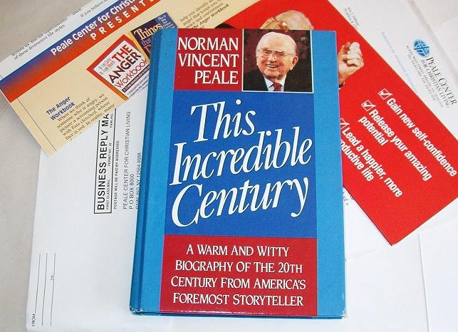 New: This Incredible Century Norman Vincent Peale 0842346155