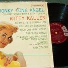 Honky Tonk Angel by Kitty Kallen 1 Owner 1961 Rare lp Album