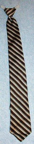 Mens Vintage Clip On-No Tie Necktie Designed by Forsyth