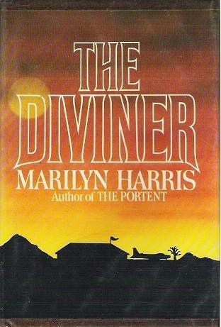 The Diviner - Marilyn Harris - Mystery Hardcopy 0399127399