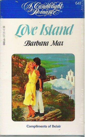 Love Island by Barbara Max - Brand New -Sealed