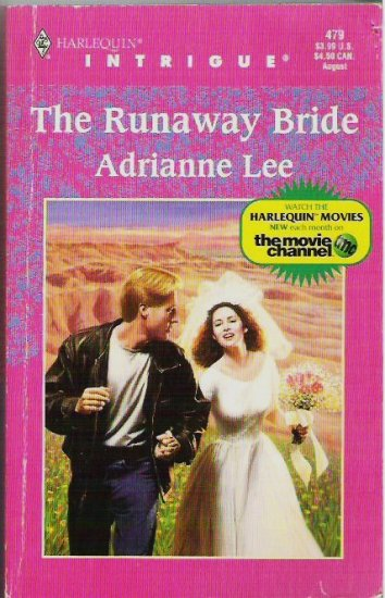 The Runaway Bride - Adrianne Lee Harlequin Romance 0373224796
