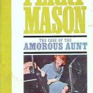 Perry Mason The Amorous Aunt - Erle Stanley Gardner 1967 issue