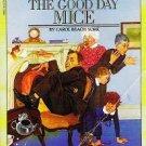 The Good Day Mice by Carol Beach York Childrens Book 0553153730