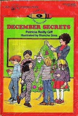 December Secrets by Patricia Reilly Giff Childs Book 0440417953