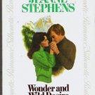Wonder and Wild Desire - Jeanne Stephens Silhouette Romance 0671570803